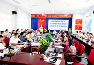 Đoàn công tác của Liên Hợp Quốc và các bộ ngành làm việc tại Ninh Thuận