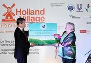 Trao tặng 4.800 suất sữa cho Ủy ban Y tế Hà Lan – Việt Nam