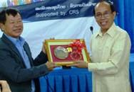 Đoàn Nhà báo Việt Nam thăm và làm việc tại Lào: Tăng cường hợp tác truyền thông