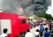 Hỗ trợ công nhân trong vụ cháy tại Bắc Giang