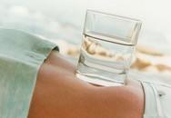 Tác dụng không ngờ của nước với sức khỏe