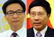 Chính phủ đề xuất bổ nhiệm 2 phó thủ tướng mới