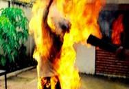 Đổ xăng tự thiêu tại tiệm vàng ở Quảng Ninh