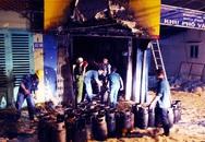 Nổ đại lý gas trong đêm, cả khu dân cư hỗn loạn