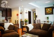 Ngắm căn hộ ấm áp tại Hoàng Hoa Thám, Hà Nội