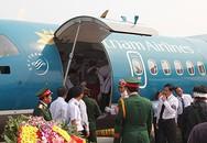 Cơ trưởng chở linh cữu Đại tướng kể về chuyến bay đặc biệt