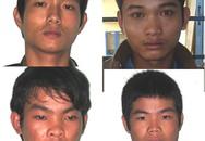 38 giờ truy tìm 4 nghi can giết người tàn độc