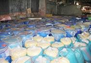 Hàng trăm tấn măng chua ngâm bằng chất độc
