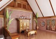 Phòng thờ - một góc tâm linh của người Việt