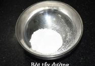 Bánh bao trắng tinh nhờ chất tẩy độc hại
