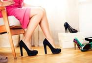 Đôi giày lệch size hoàn hảo