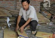 Hà Nội: Vợ chồng mua đồng nát trả lại 10 cây vàng nhặt được