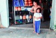 Giải cứu bé gái 8 tuổi bị nghi can trộm xe khống chế