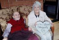 Gần 100 tuổi vẫn kết hôn vì trúng tiếng sét ái tình
