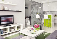 Mẹo bài trí giúp nhà chật rộng rãi, sạch sẽ hơn
