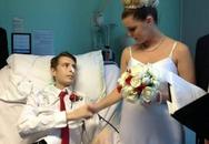 Cảm động đám cưới của chàng trai ung thư giai đoạn cuối