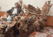 Tuyên Quang có bộ bàn ghế hình rồng giá hơn 4 tỷ