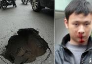Hà Nội: Một người nhập viện vì 'hố tử thần'