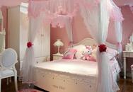 Mẫu phòng ngủ cực xinh cho bé yêu