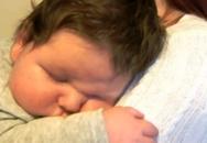 Ngắm bé trai sơ sinh nặng 7 kg