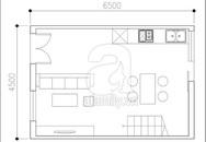 Thiết kế nhà 29 m² hai mặt tiền