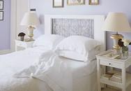 3 tuyệt chiêu làm đẹp đầu giường ngủ