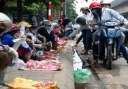 Chợ đồ ôi buổi trưa dành cho công nhân