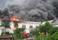 Cuộc tháo chạy khỏi biển lửa ở Bắc Giang