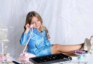 Cuộc sống xa xỉ của triệu phú sắc đẹp 6 tuổi