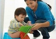 Bài học từ việc dạy bé đi bô