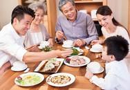 Những điều về ăn uống cha mẹ văn minh nên dạy con