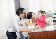 Nực cười chuyện bố mẹ… giành ăn của con