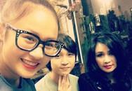 Cận cảnh vẻ đẹp trong sáng của con gái Diva Thanh Lam