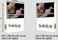 Cấm người dưới 18 tuổi hút, mua, bán thuốc lá