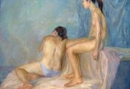 Làm mẫu nude chẳng qua vì tiền