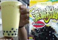Trà sữa trân châu chứa chất gây suy thận