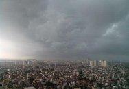 Chiều nay, Hà Nội có thể mưa giông rất lớn