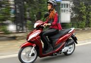 5 xe tay ga giá 30 triệu cho khách hàng Việt Nam