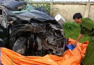 Truy tìm người lạ mặt trong xe Fortuner gây tai nạn