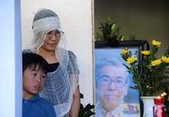 Lễ tang xúc động của tiến sĩ Nhật Bản tử nạn vì giao thông