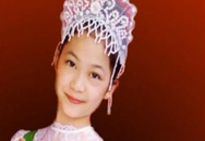 """""""Ảnh độc"""" thời thơ ấu của Linh Nga"""