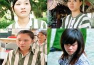 Những gương mặt đẹp trong trại giam
