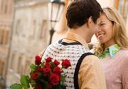 Sững sờ vì chồng bỗng nhiên tặng hoa