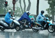 Dự báo miền Bắc bất ngờ đón gió mùa, đề phòng mưa to, mưa đá