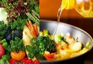 Bí quyết giảm chất béo ngay trong bữa ăn