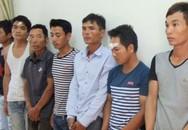 Bắt 7 đối tượng cầm đầu vụ hỗn chiến tại bãi ngao sông Yên