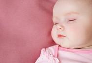 Ngăn ngừa hội chứng đầu phẳng ở trẻ sơ sinh