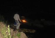 Cãi vã với chồng, vợ quẫn trí ôm con nhảy xuống hồ tự tử