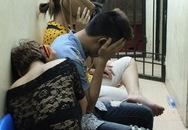 Hà Nội: Tạm giữ gái bán dâm gần... 60 tuổi