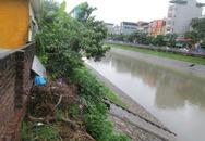 Ngã xuống sông Tô Lịch khi hái rau, một công nhân tử vong